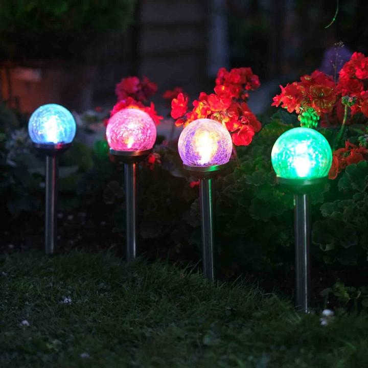 Luminaires de jardins