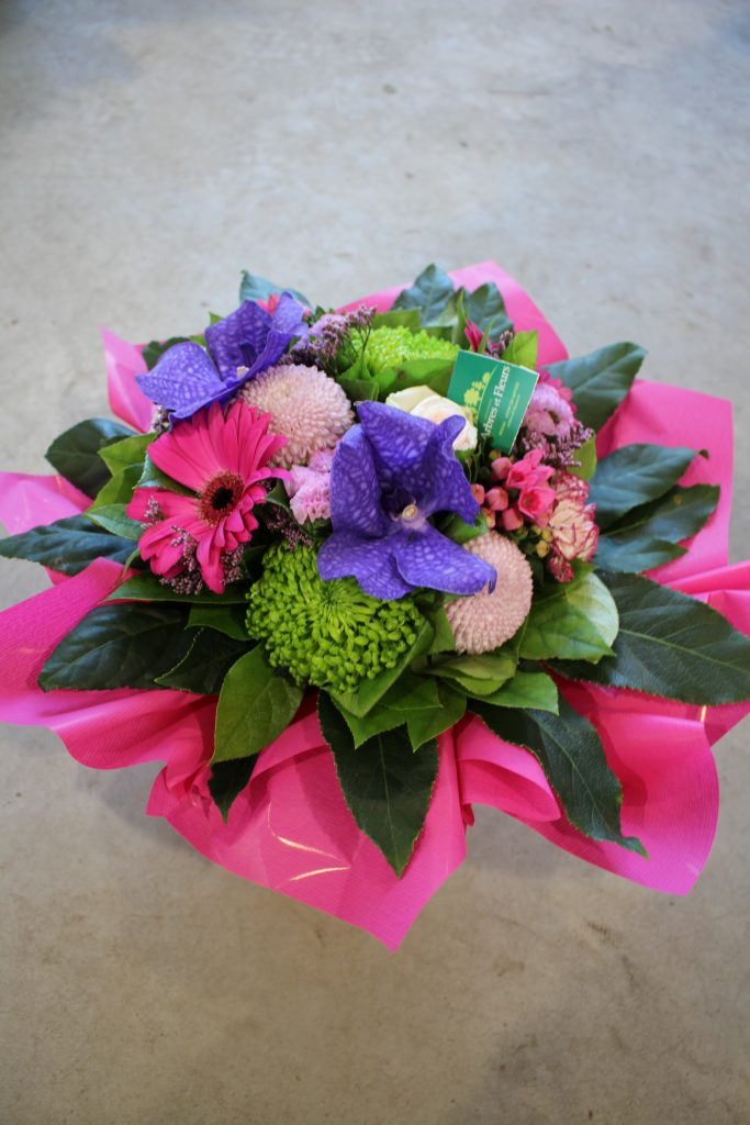 bouquet rond