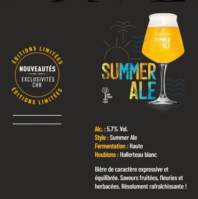 Summer Ale Bière