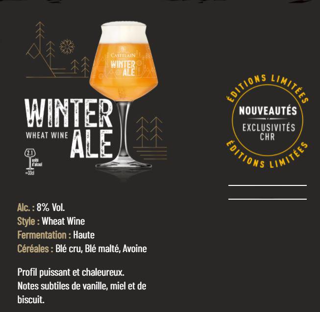 Winter Ale Bière